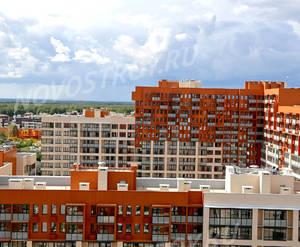 ЖК «Отрада»: ход строительства корпуса №9