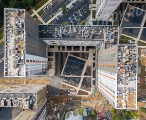 ЖК «Оранж Парк»: ход строительства корпуса №3