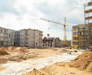 Малоэтажный ЖК «Золотые купола»: ход строительства