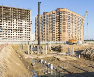 ЖК «Северный»: ход строительства корпуса №1