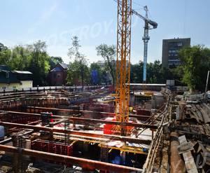 ЖК «Аалто»: ход строительства