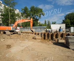 ЖК «Дом в Кусково»: ход строительства