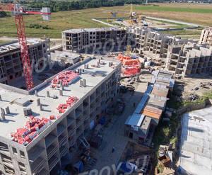 МЖК «Неоклассика-2»: ход строительства