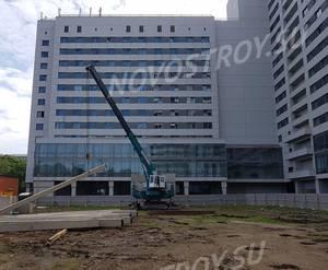 МФК «М-97»: ход строительства