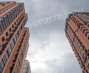 ЖК «Родной город. Каховская»: ход строительства