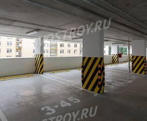 ЖК «Рассказово»: ход строительства паркинга
