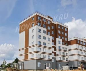 Малоэтажный ЖК «Малина»: ход строительства корпуса №5.1