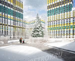 ЖК «Варшавское Шоссе 141»: визуализация