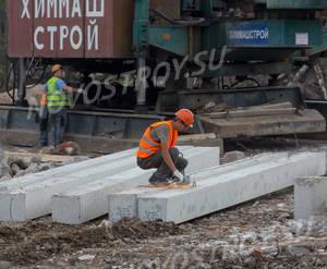 Малоэтажный ЖК «Юнтолово»: ход строительства 5 очереди