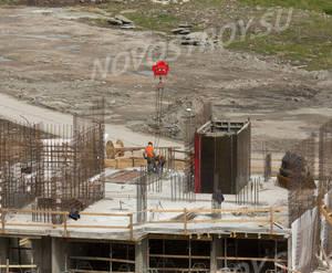 ЖК «Северная долина»: ход строительства 14 очереди