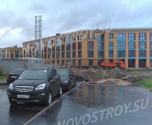 Малоэтажный ЖК «ЭкспоГрад»: из группы дольщиков