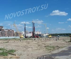 Малоэтажный ЖК «Наутилус»: ход строительства
