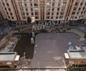 ЖК «Ломоносовъ» (Петродворцовый): ход строительства паркинга