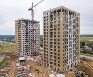 Малоэтажный ЖК «Восточное Бутово»: ход строительства корпуса №19