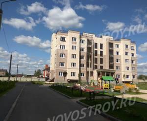 Малоэтажный ЖК «Новое Бисерово 2»: ход строительства дома №2