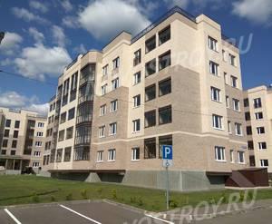 Малоэтажный ЖК «Новое Бисерово 2»: ход строительства дома №3