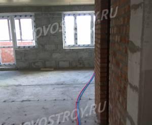 Малоэтажный ЖК «Новое Бисерово 2»: ход строительства дома №10