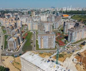 ЖК «Татьянин парк»: ход строительства