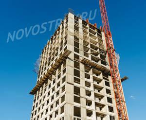 ЖК «Ярославский»: ход строительства корпуса №43