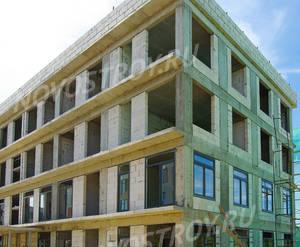 Малоэтажный ЖК «Южная Долина»: ход строительства корпуса №14