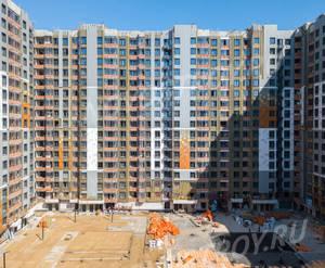 ЖК «Влюблино»: ход строительства корпуса №1