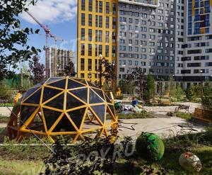 ЖК «Новая Звезда» (Газопровод): ход строительства корпуса №4