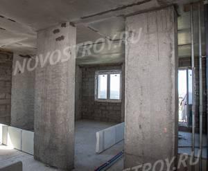 ЖК «Зеленые аллеи»: ход строительства корпуса №2.10