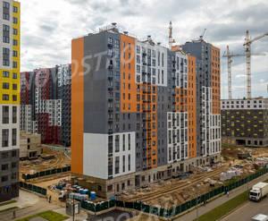 ЖК «Бутово-Парк 2»: ход строительства корпуса №28