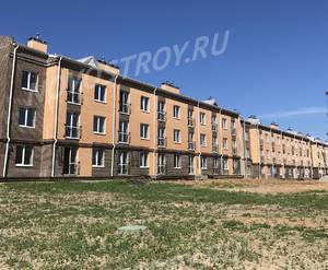 Малоэтажный ЖК «Борисоглебское»: ход строительства корпуса №164