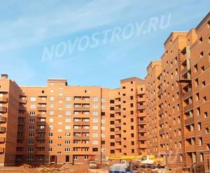 ЖК «Новоснегиревский»: ход строительства корпуса №15