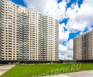 ЖК «Кварталы 21/19»: ход строительства квартала №2
