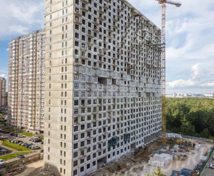 ЖК «Бутово парк»: ход строительства корпуса №4а