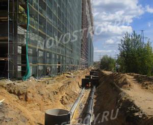 ЖК «Silver»: ход строительства корпуса №2