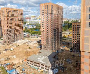 ЖК «Аннино Парк»: ход строительства строения №3