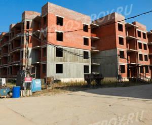 Малоэтажный ЖК «Пушкарь»: ход строительства корпуса №2 из группы застройщика