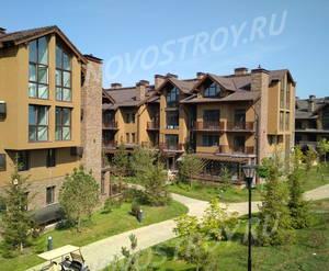 Малоэтажный ЖК «Сказка»: ход строительства корпуса №48,50