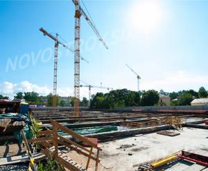 ЖК «Neva Haus»: ход строительства
