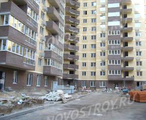 ЖК «Экоград на Микояна»: ход строительства