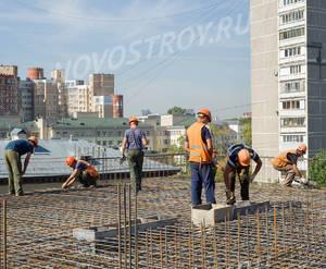 ЖК «Счастье на Масловке»: ход строительства