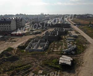 ЖК «Мечта»: ход строительства квартала №10