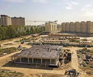 ЖК «Афродита-2»: ход строительства детского сада