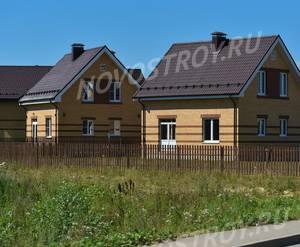 Малоэтажный ЖК «Экодолье Шолохово»: ход строительства