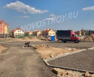 Малоэтажный ЖК «Бакеево-Парк»: из группы застройщика