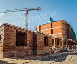 ЖК «Сосновка»: ход строительства