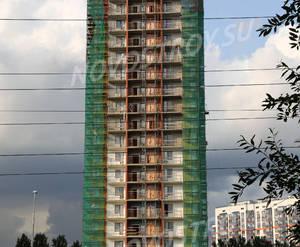 МФК «Salut!»: ход строительства корпуса №5
