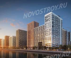 МФК «Западный порт»: визуализация проекта
