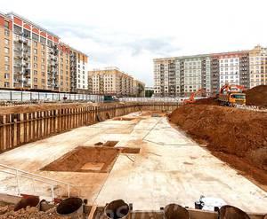 ЖК «Рассказово»: ход строительства дома №5