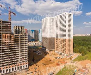 ЖК «Столичные поляны»: ход строительства корпуса №2