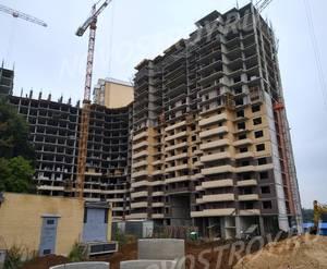 ЖК «Одинбург»: ход строительства корпуса №3