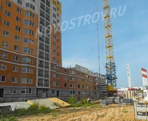 ЖК «Восточный»: ход строительства корпуса №2